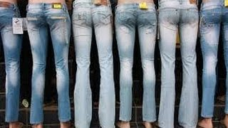 Great Stretch is the Key to Great Jeans