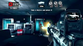 Dead Trigger 2 Scar & Type 92 Gameplay Nvidia Shield Tablet