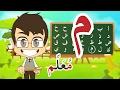 Learn Arabic Letter Meem (م), Arabic Alphabet for Kids, Arabic letters for children