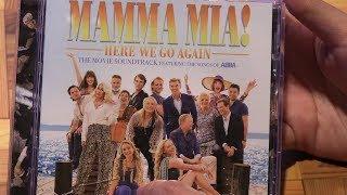 Mamma Mia Here We Go Again Movie Soundtrack Unwrapping