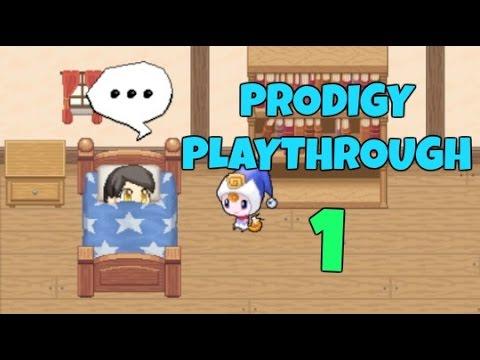 PRODIGY PLAYTHROUGH | EPISODE 1