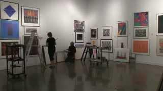 MIT Student Loan Art Program Installation