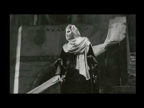 Maria Callas as Leonora (La forza del destino)