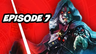Star Wars Episode 7 Villains Breakdown