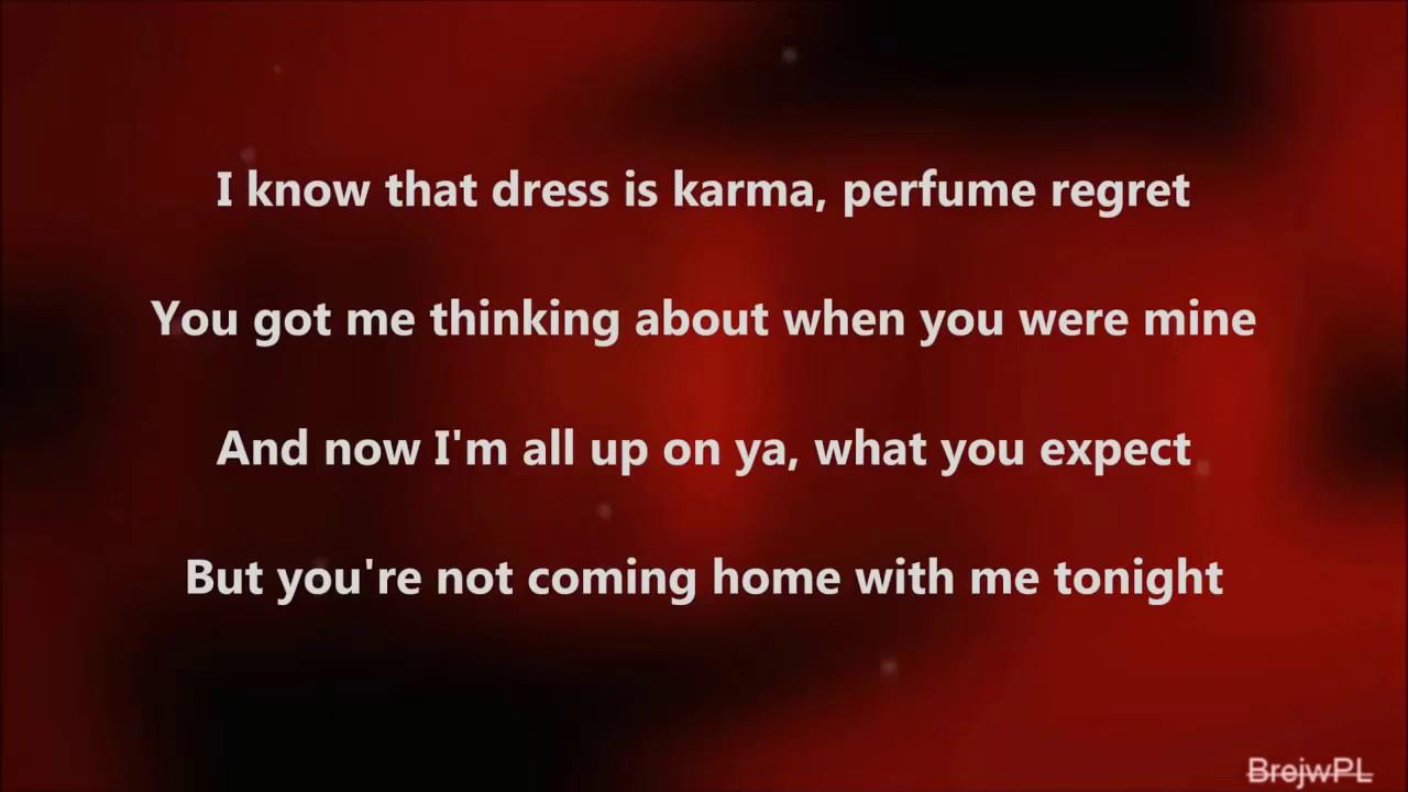 Attention - Charlie Puth ( Lyrics ) - YouTube