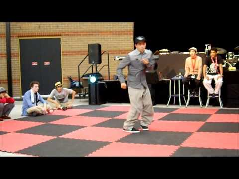 Poppin Jack Judge Solo (Sydney Festival Parramatta) 2013