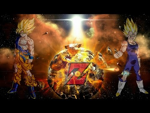 Dragon Ball Z: Tempest Of The Gods (Tribute Extend Saga)