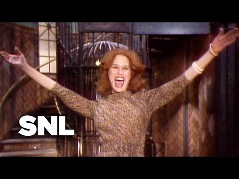 Karen Black Monologue - Saturday Night Live