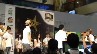 PWH Music Award Music Showcase at Sg wang  050610- Play game (Part 1)