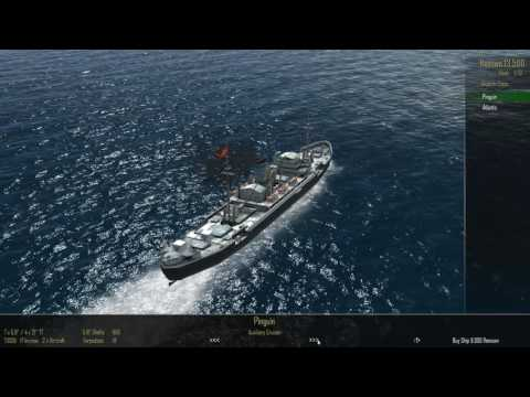 Lets Play Atlantic Fleet Part 1   Changing the Course of History