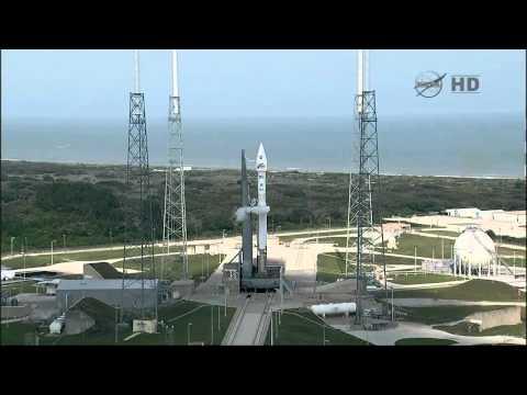 NASA MAVEN ULA Atlas V Launch Complete Coverage