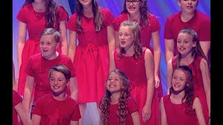 Perfect Pitch Creation Takes On Genie's song from Aladdin | Semi Final 5 | Britain