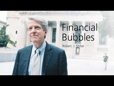 A Closer Look At Financial Bubbles With Robert Shiller