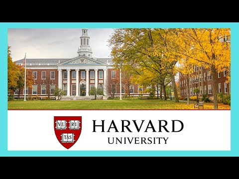 BOSTON, walking tour of HARVARD UNIVERSITY, world's most pre
