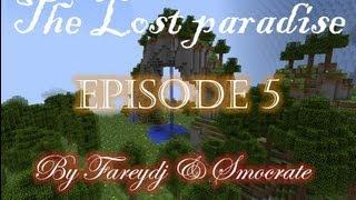 Minecraft Aventure FR - La paradis perdu ep.5 - Nether nous voilà !