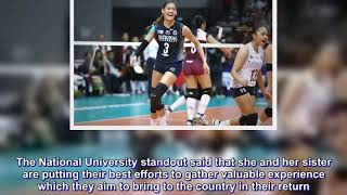 Jaja Santiago breaks silence on non-participation in NT tryouts