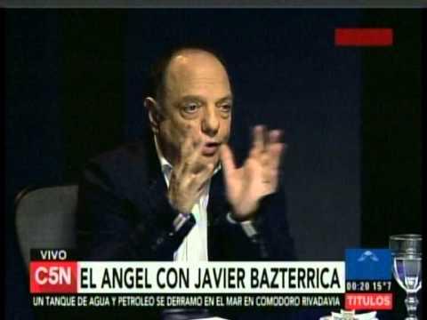 C5N - El Angel de la Medianoche con Javier Bazterrica