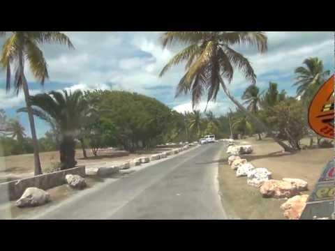 КРУИЗ - Taxi Tour st.Maarten Island Caribean Carnival dream