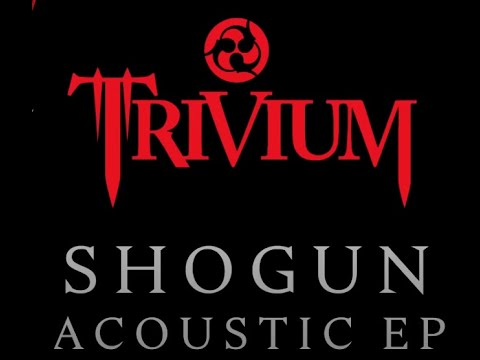 "Trivium's Matt Heafy releases ""Shogun"" acoustic EP"