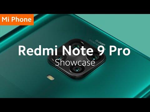 Xiaomi Redmi Note 9 Pro (64GB) Interstellar Gray