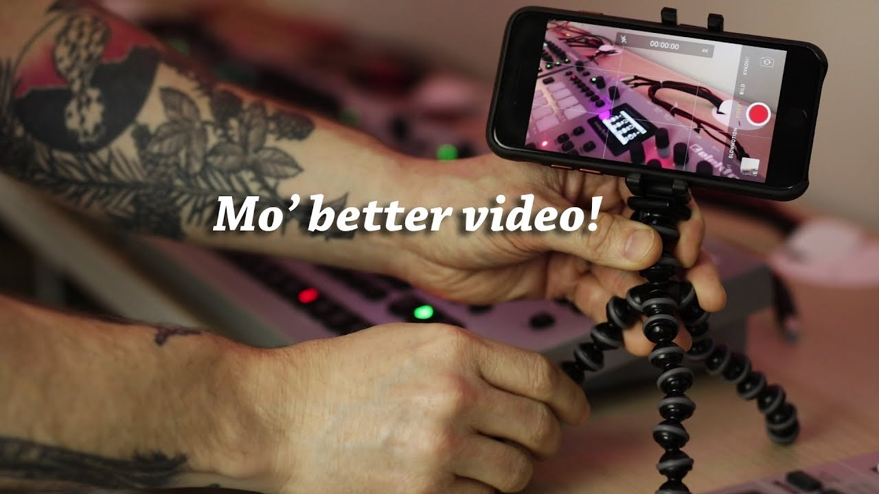 Quality Video for Music Producers on Social Media