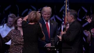 ICLV | Presidential Candidate Donald Trump Receives Prophecy