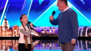 Video Father and Daughter Opera Duo Blow Everyone Away | Audition 4 | Britain's Got Talent 2017 download MP3, 3GP, MP4, WEBM, AVI, FLV Juni 2018