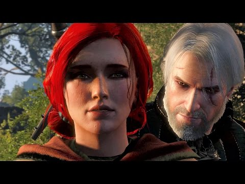 Blindingly Obvious - Choosing Triss 💘 - Witcher 3 - New Game+ - Part 103