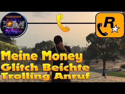[ GTA 5 ] Mein Anruf bei Rockstar★Ich Beichte meinen Money Glitch