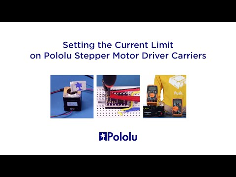 stepping motor drivers