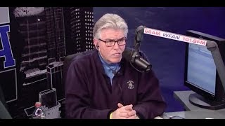 Mike Francesa on James Dolan getting revenge on Maggie Gray and WFAN with full ban