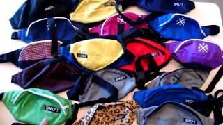 Поясная сумка Bandit | Сумка бананка Бандит | Сумка на пояс | Банан | Кондукторка | Барыжка(, 2016-12-17T08:30:32.000Z)