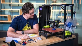 Tested: Lulzbot TAZ 6 3D Printer Review
