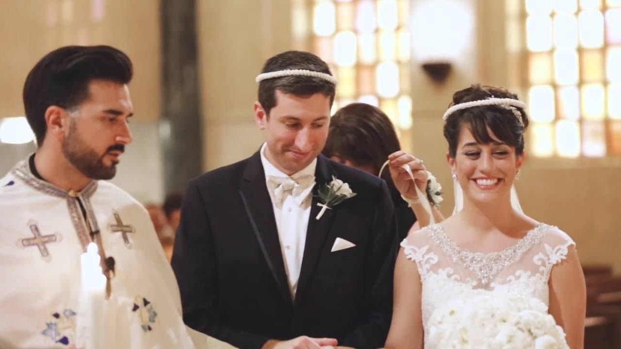 Washington DC Greek Orthodox Wedding | Stephanie + John Wedding Highlight