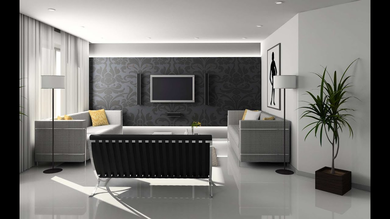 3ds Max 2013 Modelling Interior Fast YouTube