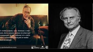 Olavo de Carvalho faz alguns comentários sobre: Richard Dawkins, Ateísmo, e mais...