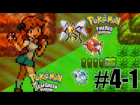 Pokemon Leaf Green (U)(Independent) ROM GBA ROMs