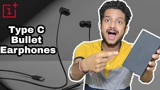 OnePlus Type C Bullet Earphones Unboxing and Review - Are they any Good?