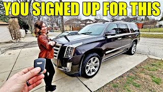 I Made My Wife's Escalade BULLETPROOF So It Lasts FOREVER & I Never Have To Buy Her Another One!