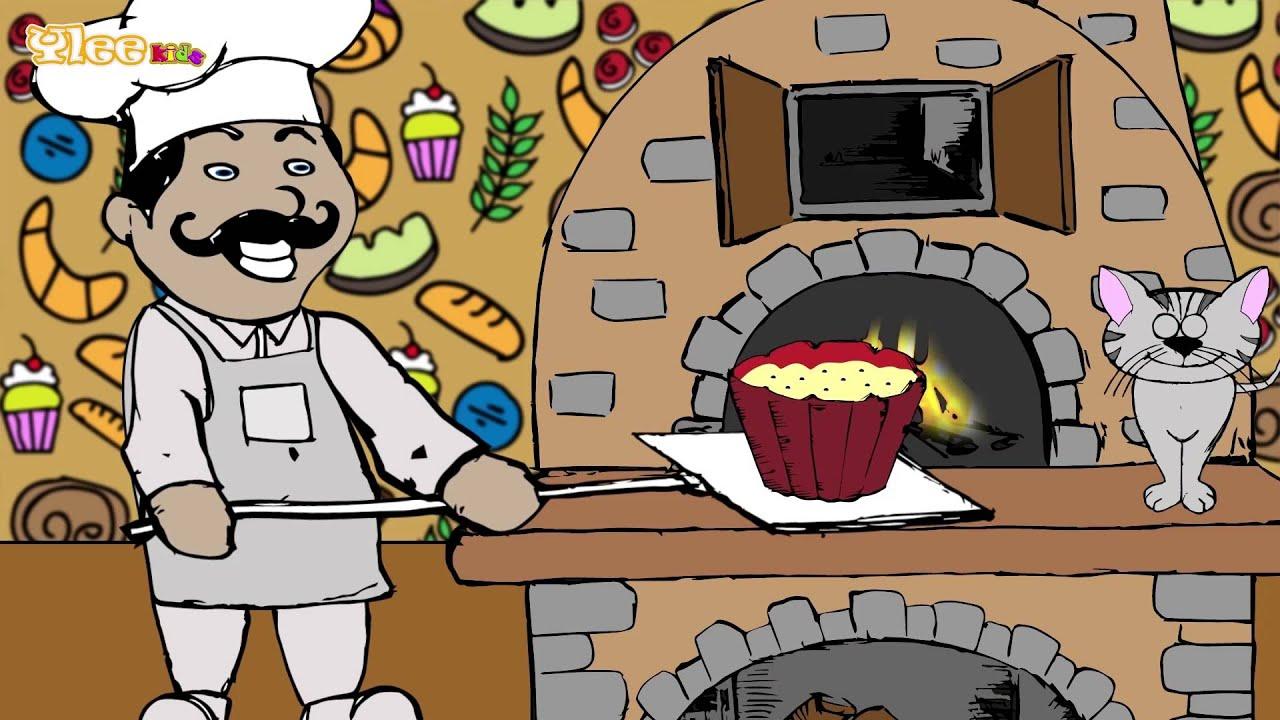 backe backe kuchen prepara una bella torta zweisprachiges kinderlied yleekids youtube. Black Bedroom Furniture Sets. Home Design Ideas