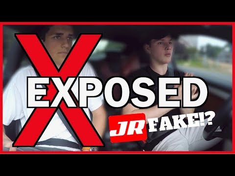 JR GARAGE EXPOSED! (Best Friend Reveals All)