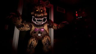 making a fnaf vr video for the feeble minded...is that how you would say that