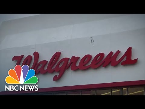 Walgreens Closing Stores Over Shoplifting Fears