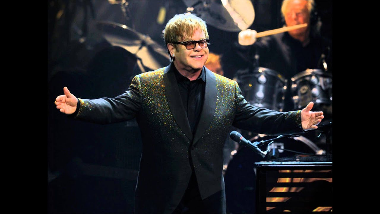 Elton John Live Empty Garden Las Vegas Million Dollar Show
