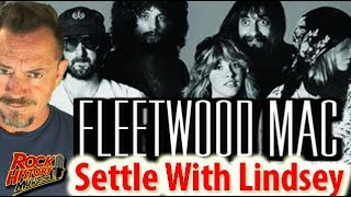 Fleetwood Mac and Lindsey Buckingham Settle Lawsuit Over Dismissal