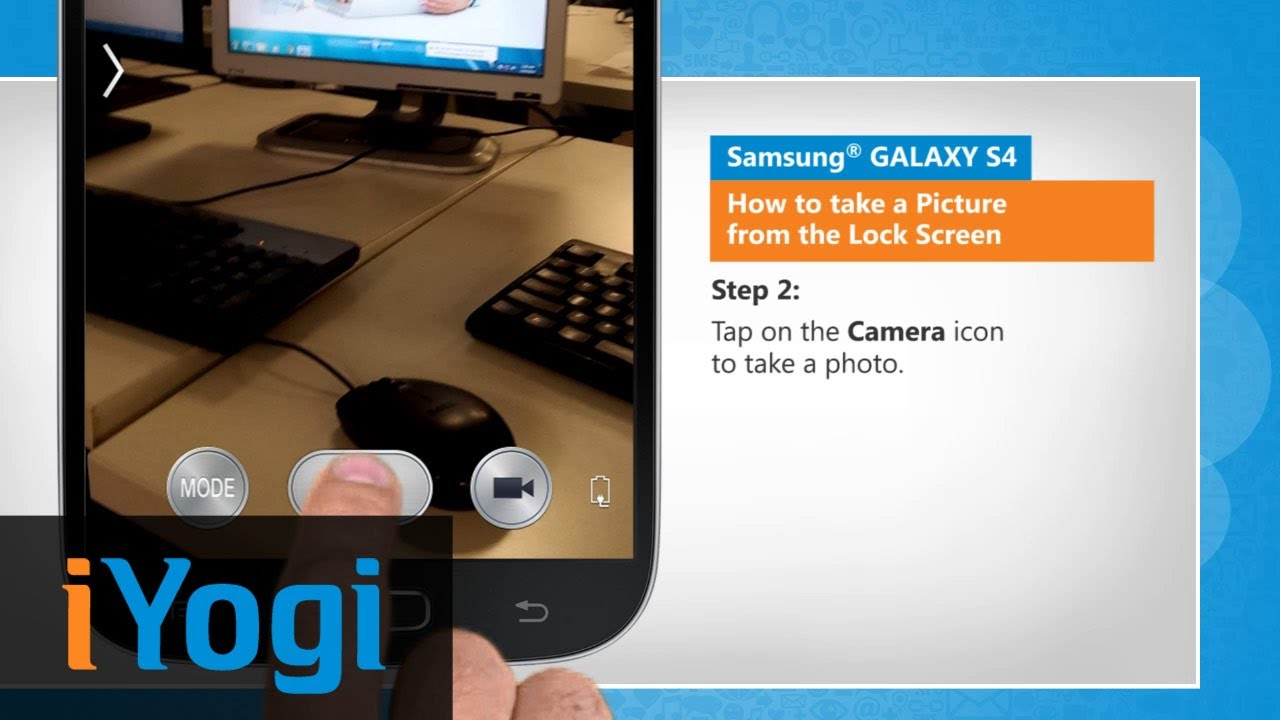 how to change screen lock on galaxy s4
