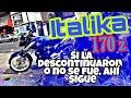 Descontinuaron está Moto x q' - Italika 170 z / Una de las mejores