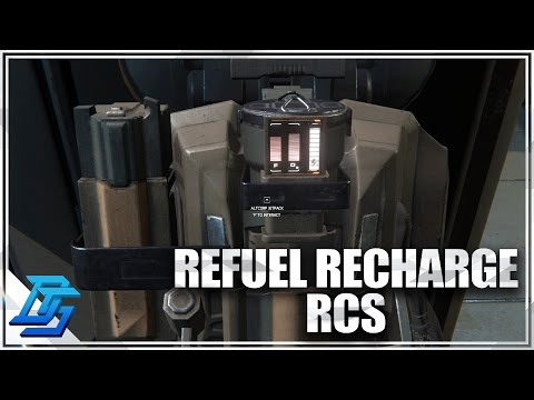 How To Refuel Your Ship RCS, Refuel/Oxygen on Jetpack, Small FTL Guide - Hellion