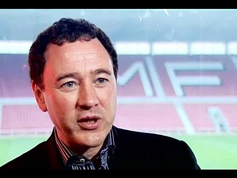 Middlesbrough FC - Steve Gibson Interview in May 2007