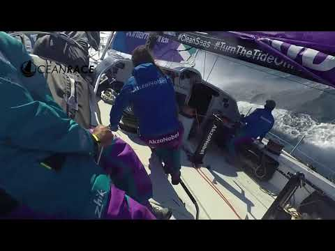 The Ocean Race Veronica - 9 nov 17 - 12:02